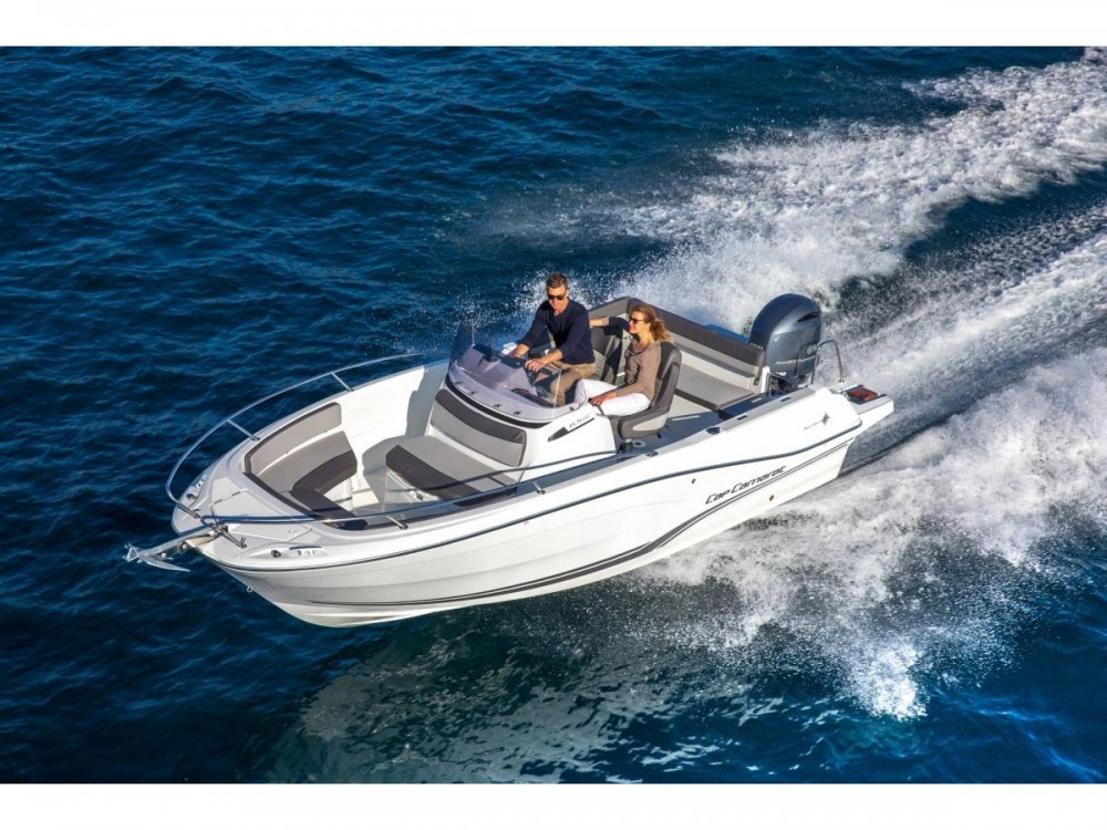 Boat rental Marina Medulin cheap Jeanneau Cap Camarat 6.5 CC