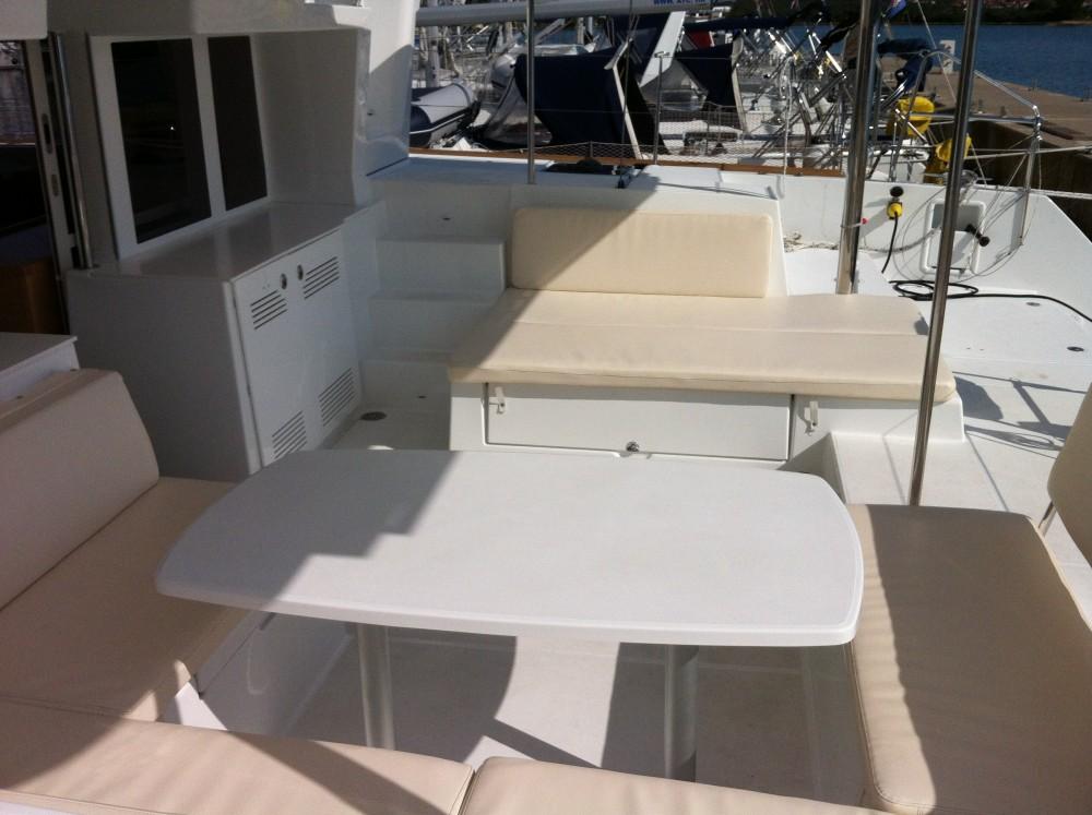 Rental Catamaran in Pula - Lagoon Lagoon 450