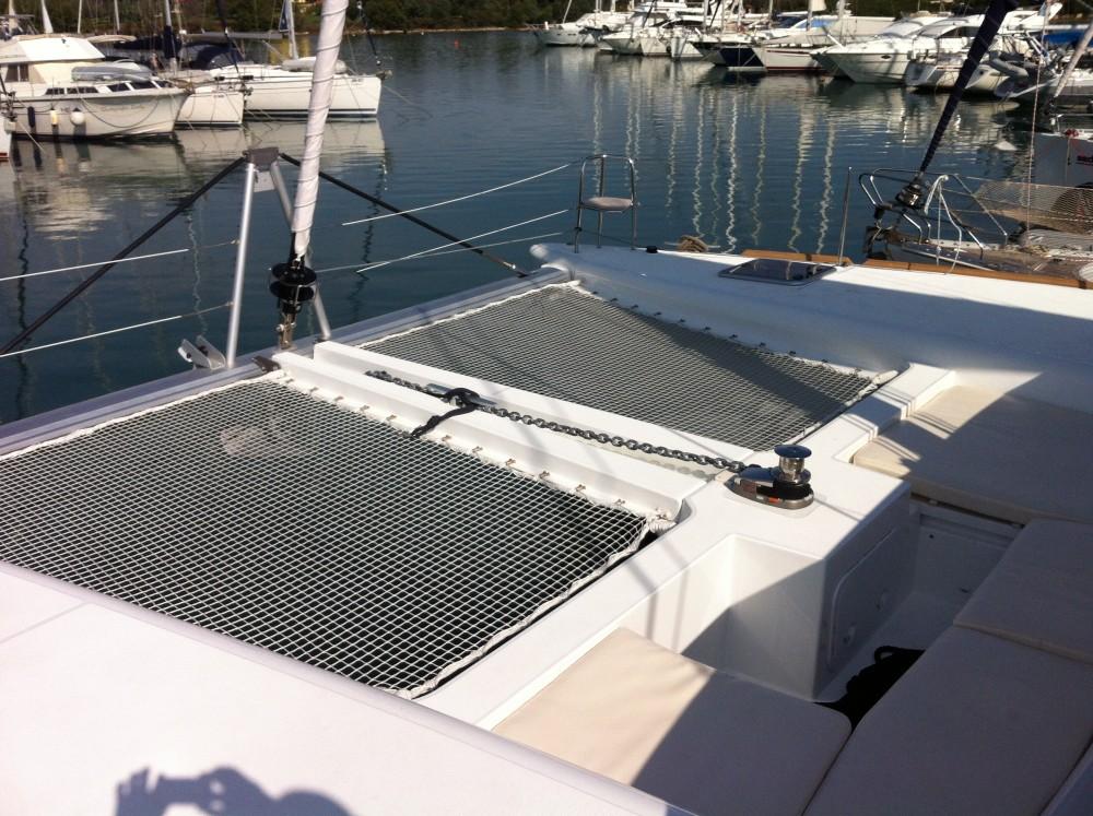 Rental yacht Pula - Lagoon Lagoon 450 on SamBoat