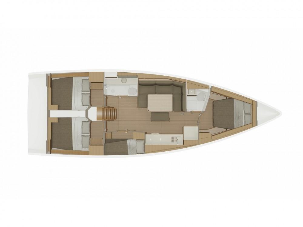 Rental yacht Medulin - Dufour Dufour 430 Grand Large on SamBoat