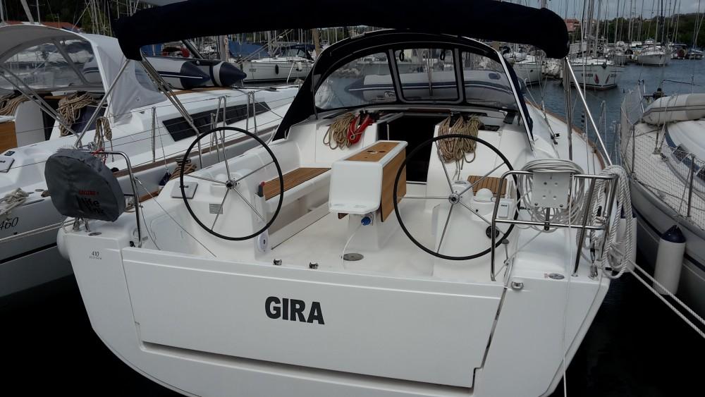 Rental yacht Medulin - Dufour Dufour 410 Grand Large on SamBoat