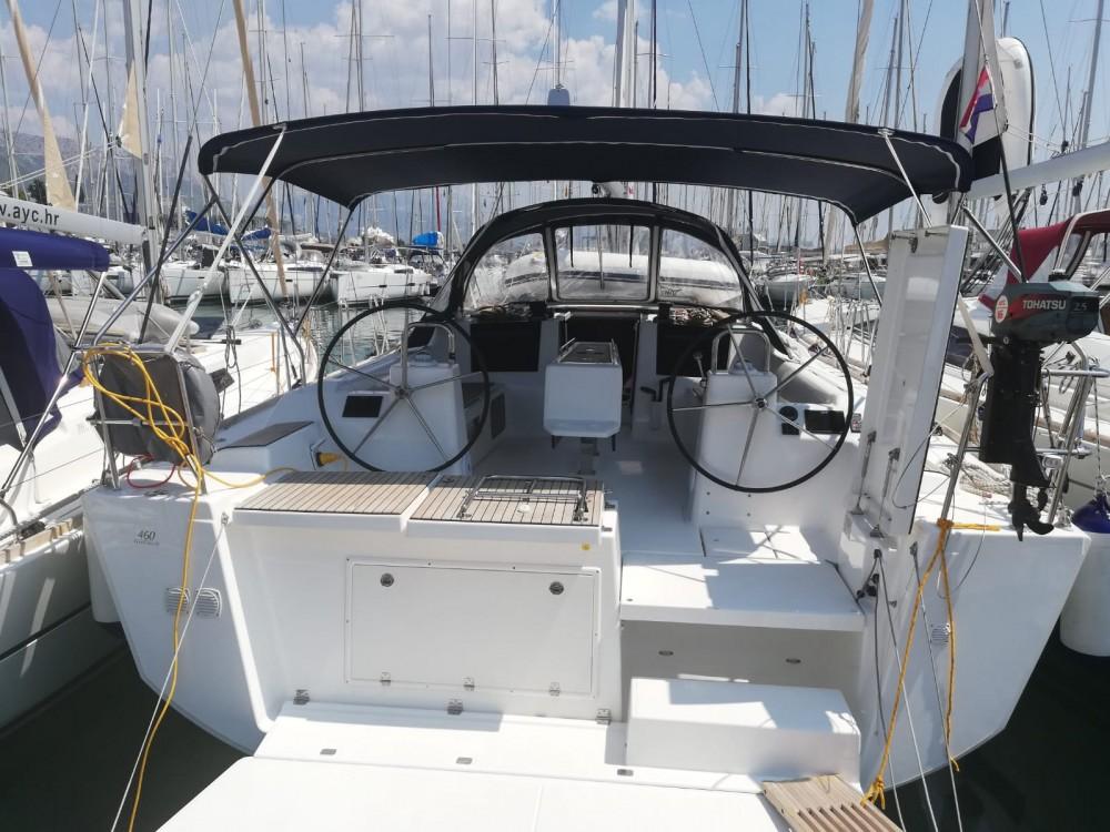 Boat rental Dufour Dufour 460 Grand Large in Marina Kaštela on Samboat