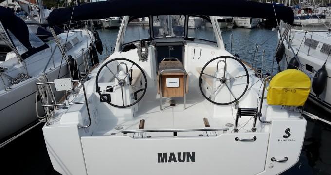 Boat rental Medulin cheap Oceanis 38