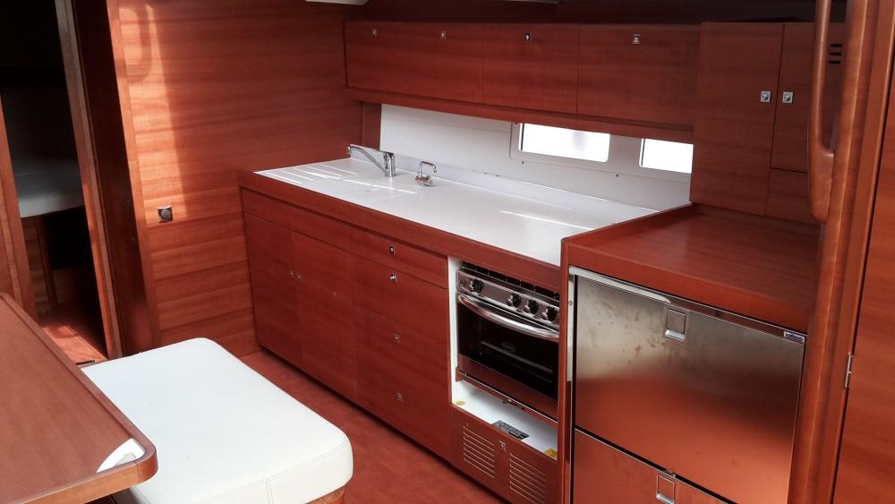 Boat rental Dubrovnik cheap Dufour 460 Grand Large