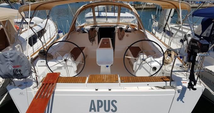 Boat rental Veruda cheap Dufour 412 Grand Large