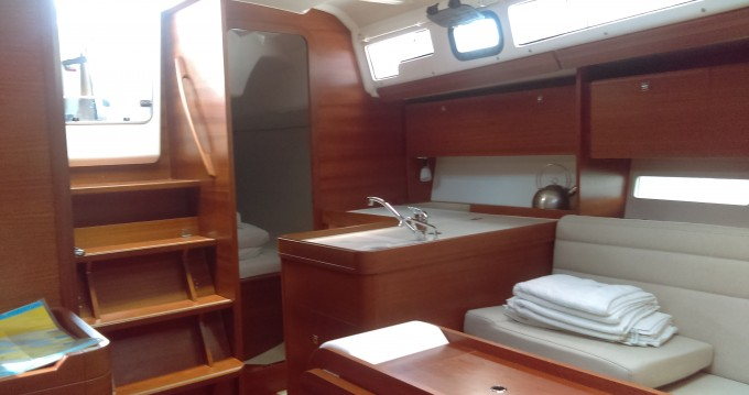 Rental yacht Dubrovnik - Dufour Dufour 350 Grand Large on SamBoat