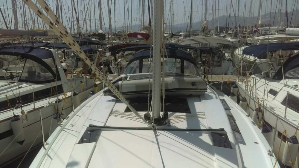 Rental yacht Kaštel Gomilica - Hanse Hanse 455 on SamBoat