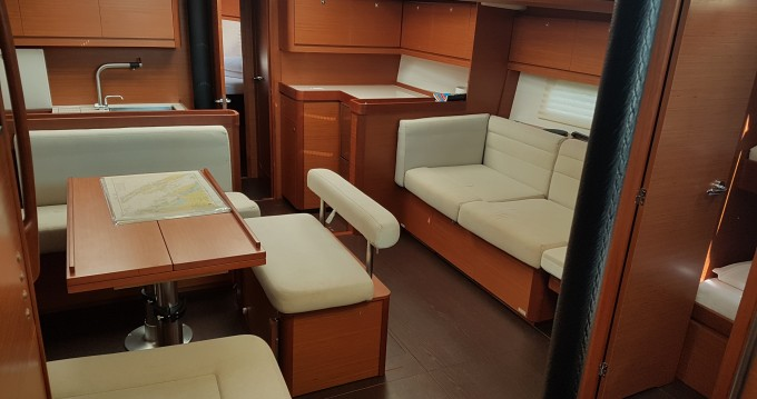 Hire Sailboat with or without skipper Dufour Veruda