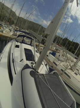 Bavaria Bavaria Cruiser37 between personal and professional Dubrovnik