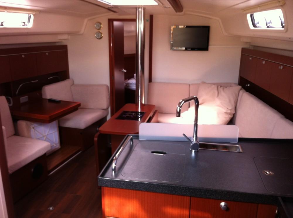 Rental yacht Dubrovnik - Hanse Hanse 415 on SamBoat