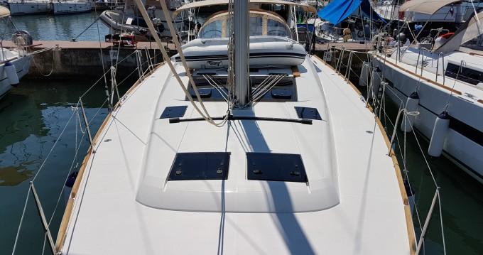 Boat rental Dufour Dufour 460 Grand Large in Veruda on Samboat
