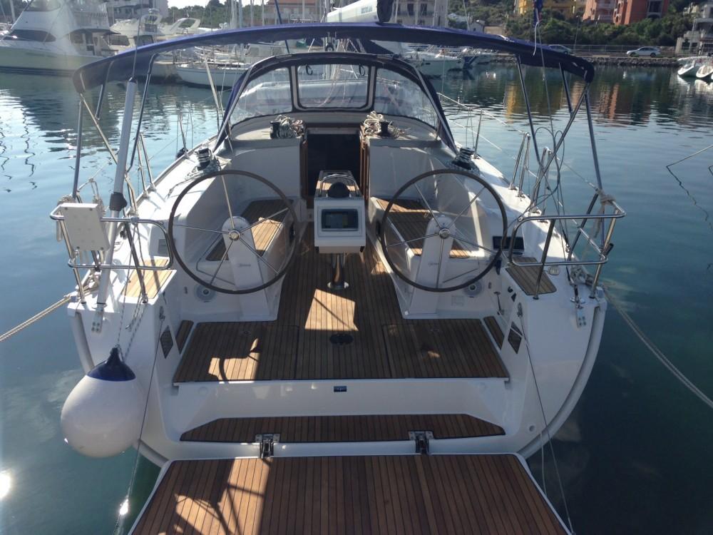 Rental yacht Marina Kaštela - Bavaria Bavaria Cruiser41 on SamBoat