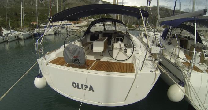 Boat rental Dufour Dufour 460 Grand Large in Dubrovnik on Samboat