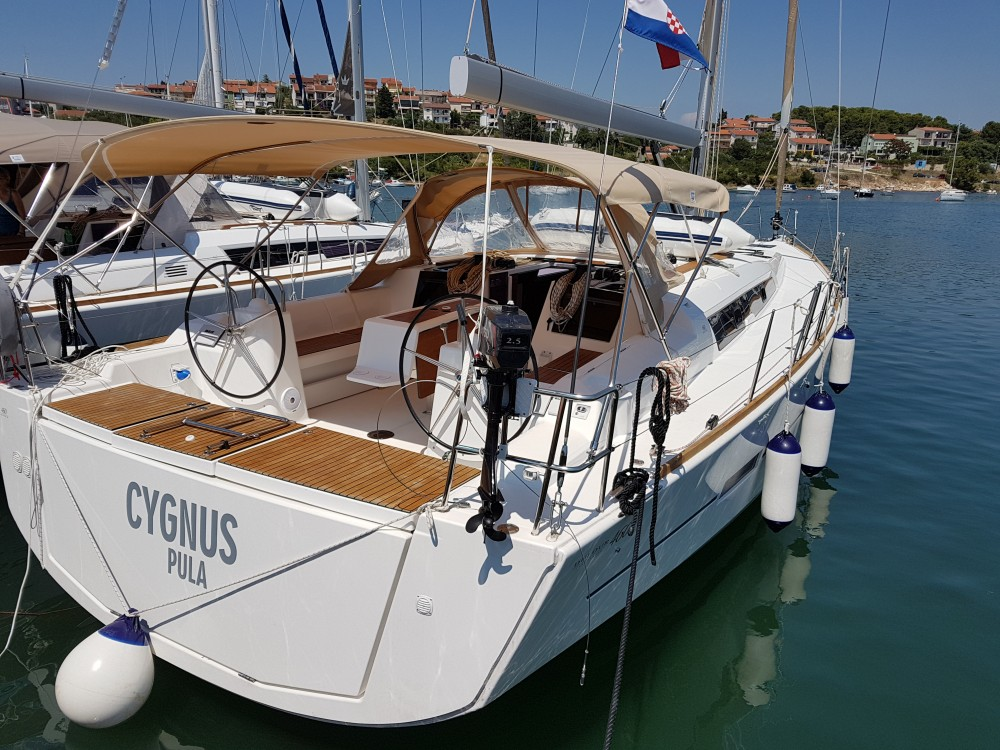 Rental yacht Pula - Dufour Dufour 460 Grand Large on SamBoat