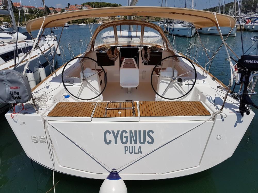 Rental Sailboat in Pula - Dufour Dufour 460 Grand Large