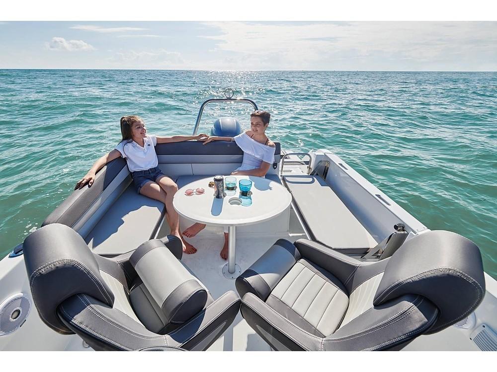 Boat rental Pula cheap Jeanneau Cap Camarat 6.5 CC