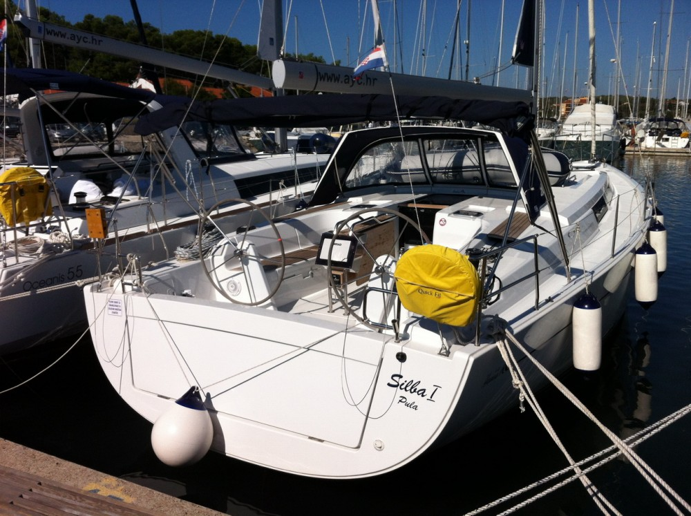Hanse Hanse 445 between personal and professional Komolac