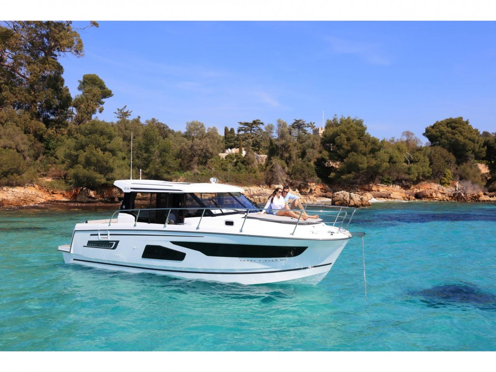 Hire Motor boat with or without skipper Jeanneau Marina Medulin