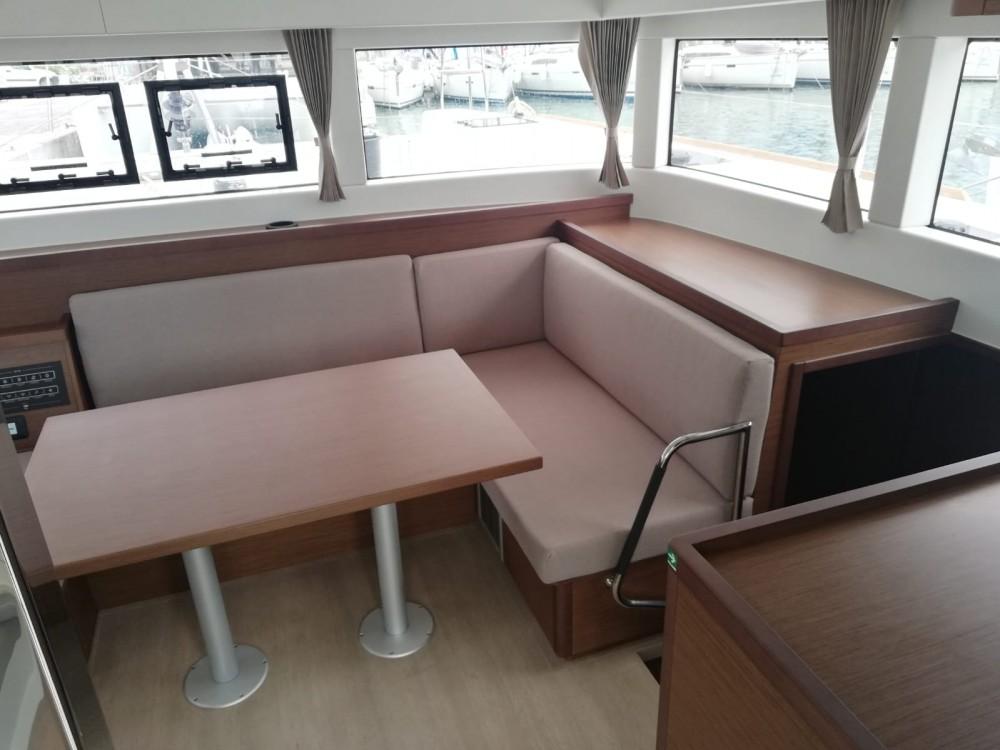 Rental yacht Marina Kaštela - Lagoon Lagoon 40 on SamBoat