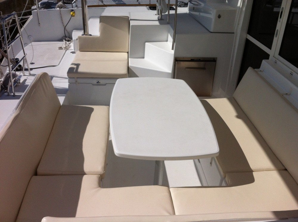 Boat rental Komolac cheap Lagoon 400 S2