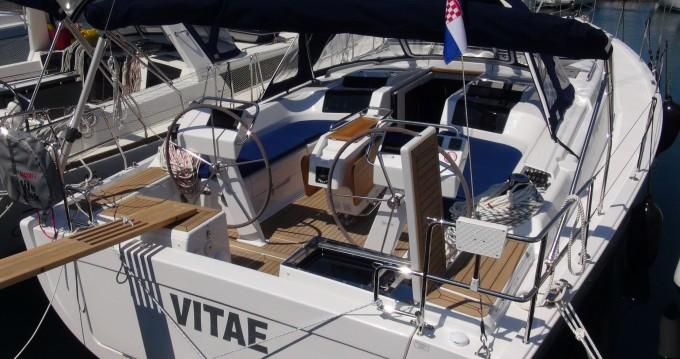 Rental Sailboat in Medulin - Hanse Hanse 455