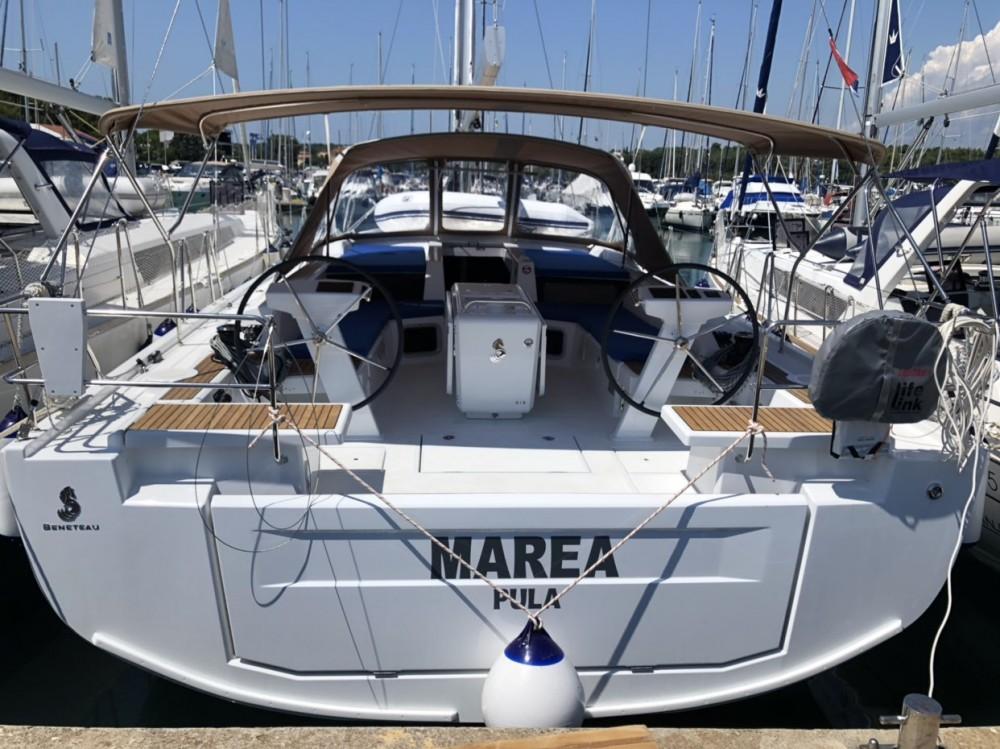 Boat rental Medulin cheap Oceanis 51.1