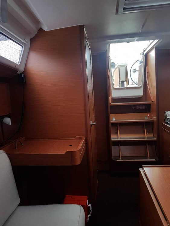 Dufour Dufour 360 Grand Large between personal and professional Komolac