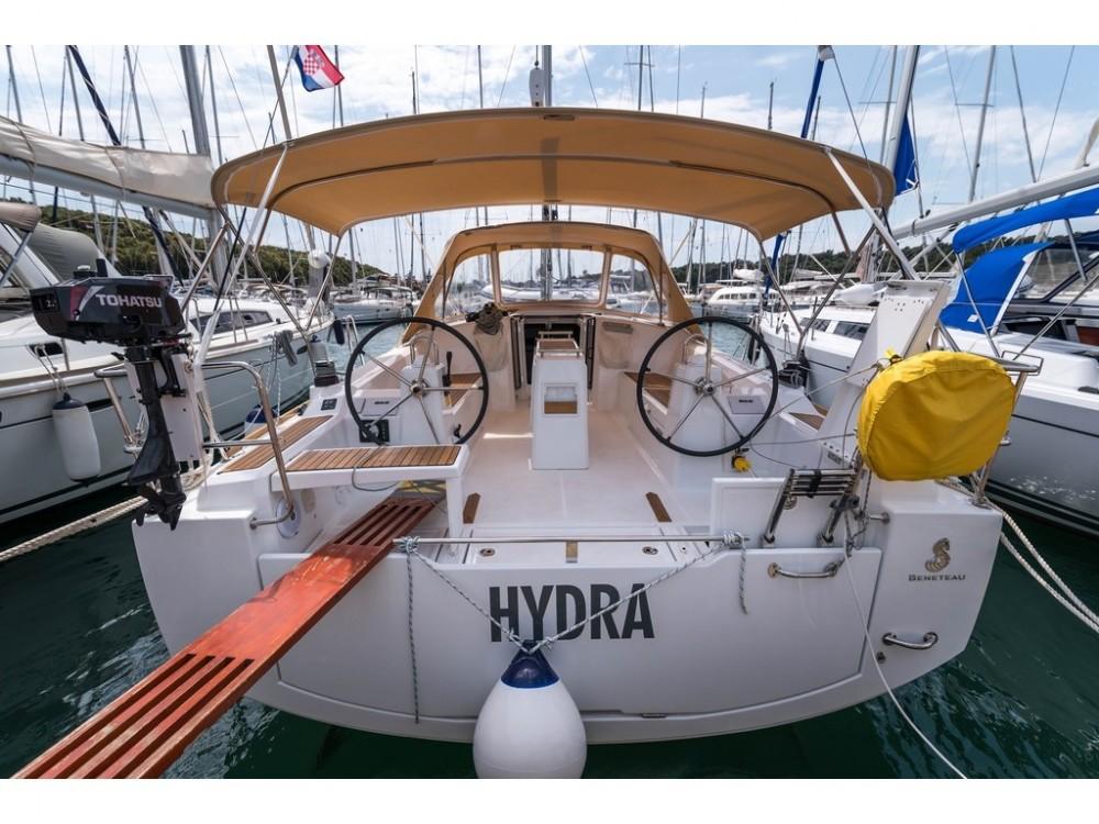 Boat rental ACI Marina Dubrovnik cheap Oceanis 38.1