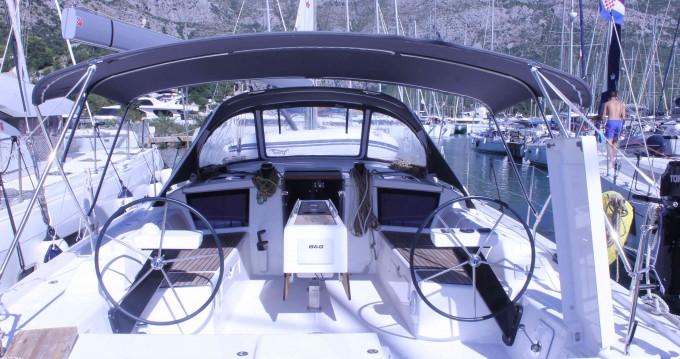 Rental yacht Dubrovnik - Dufour Dufour 430 Grand Large on SamBoat