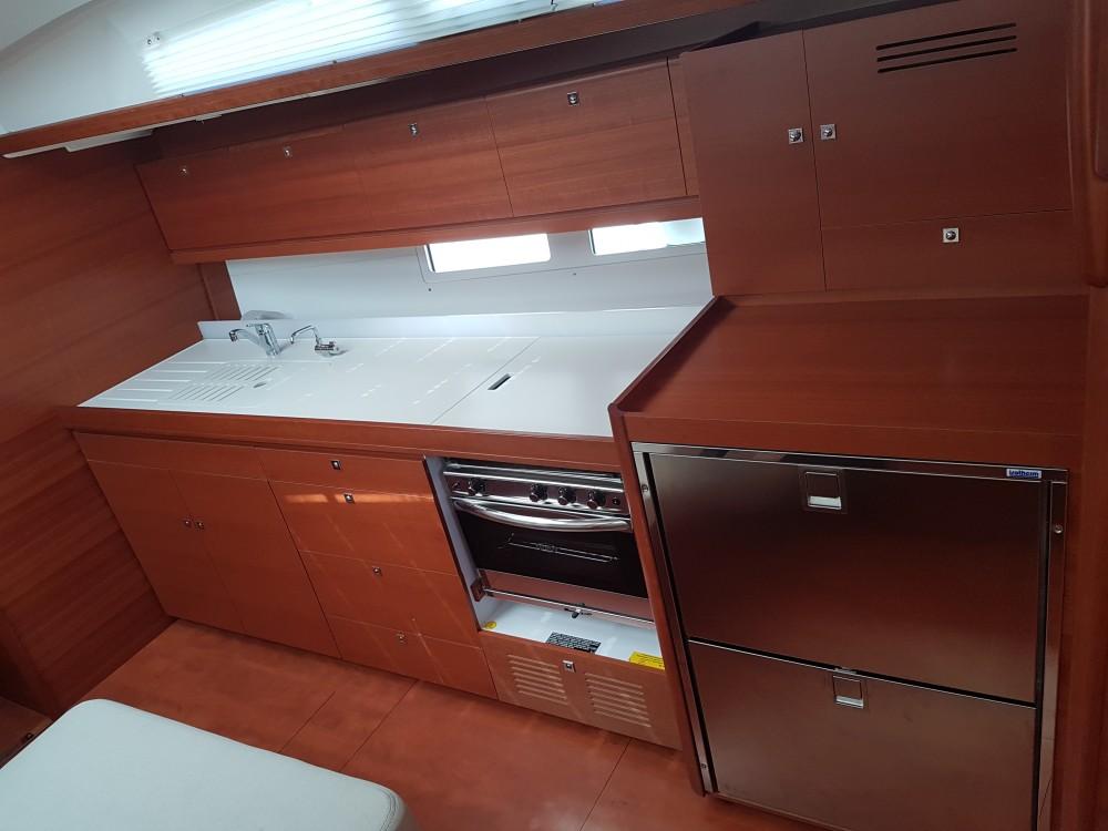 Rent a Dufour Dufour 460 Grand Large ACI Marina Dubrovnik