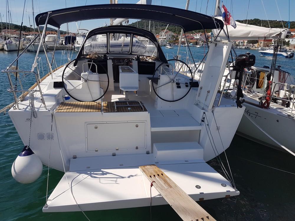 Boat rental ACI Marina Dubrovnik cheap Dufour 460 Grand Large