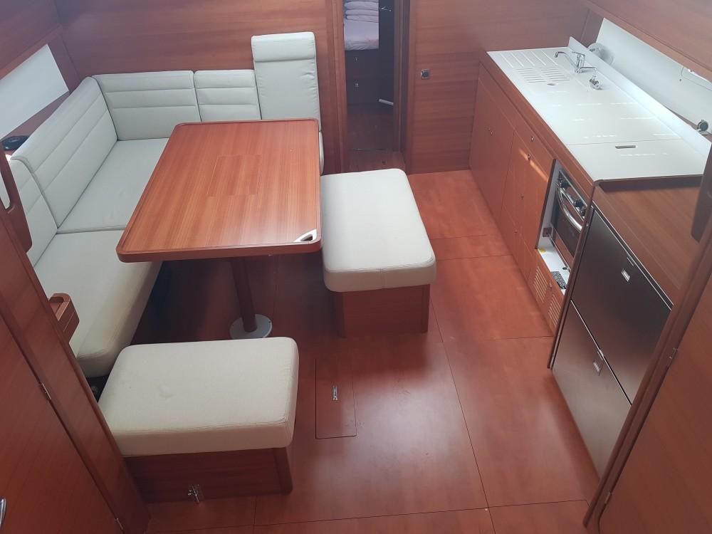 Dufour Dufour 460 Grand Large between personal and professional ACI Marina Dubrovnik