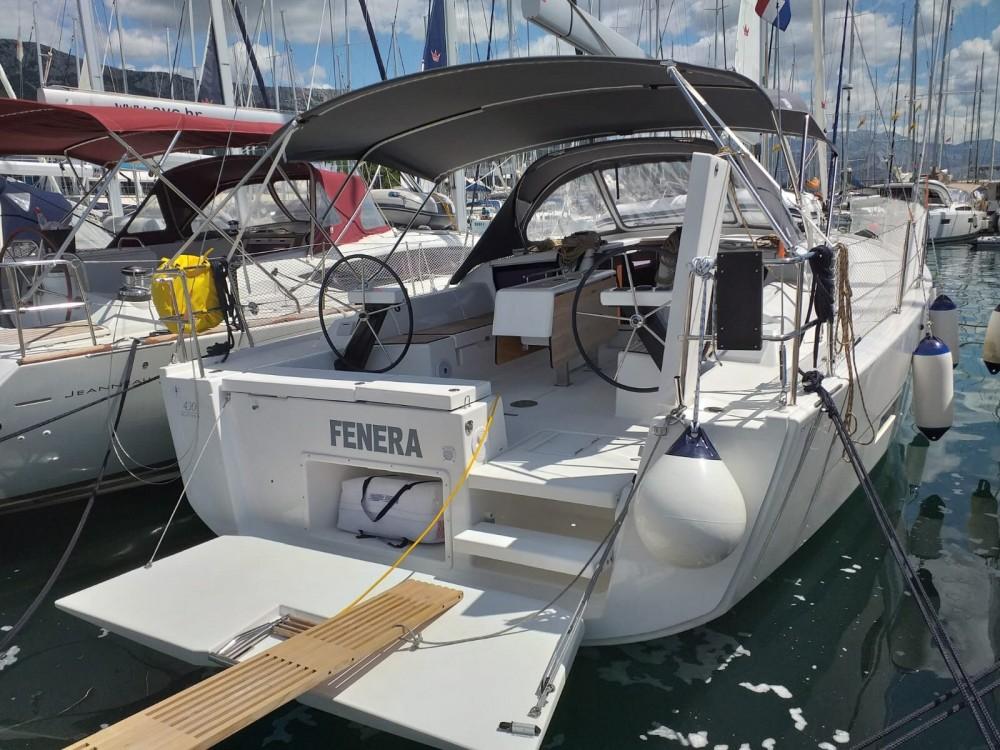 Boat rental Kaštel Gomilica cheap Dufour 430 Grand Large