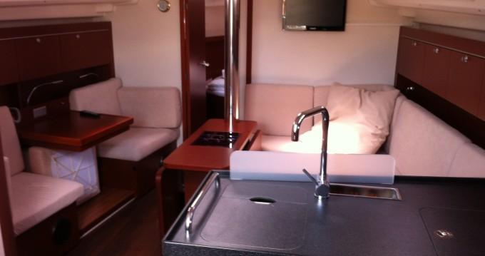 Rental yacht Medulin - Hanse Hanse 415 on SamBoat