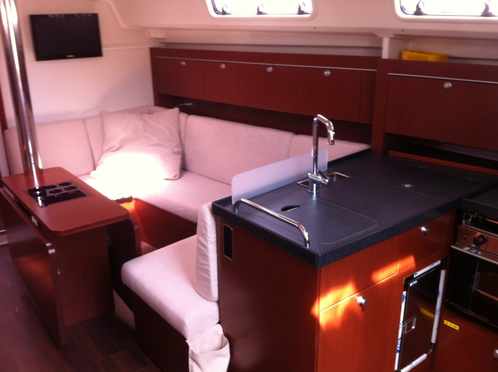 Boat rental Hanse Hanse 415 in Medulin on Samboat