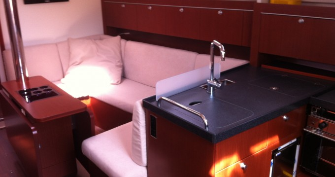 Boat rental Medulin cheap Hanse 415