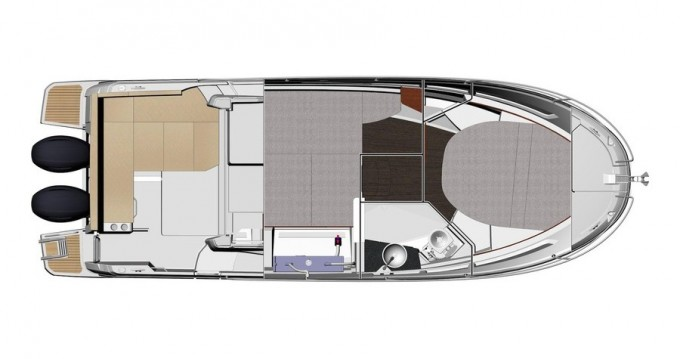 Boat rental Veruda cheap Jeanneau Merry Fisher 895