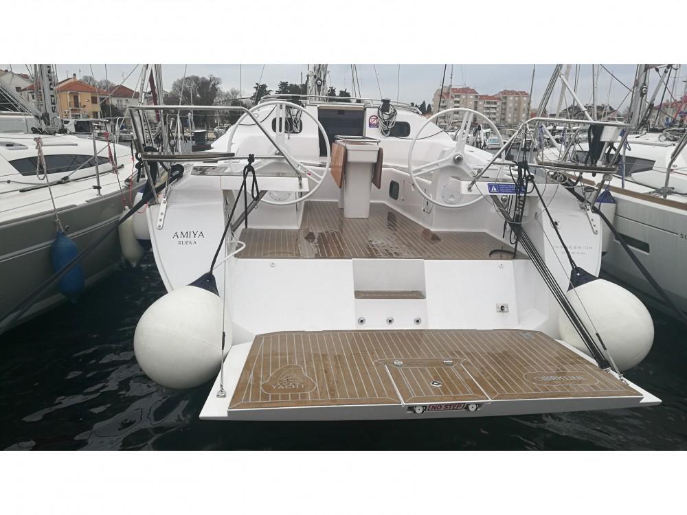 Sailboat for rent Grad Biograd na Moru at the best price