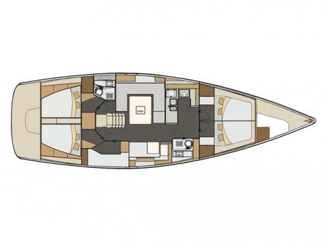 Boat rental Elan Impression 50 in Biograd na Moru on Samboat