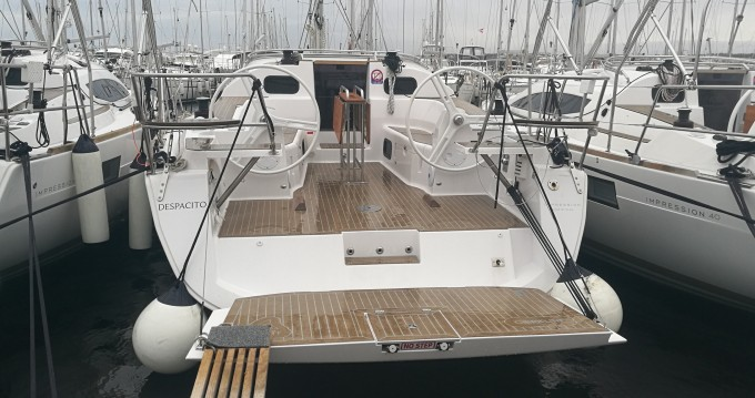 Boat rental Elan Impression 40 in Biograd na Moru on Samboat
