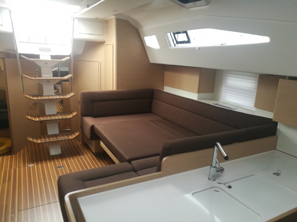 Rental yacht Biograd na Moru - Elan Elan 50 Impression on SamBoat