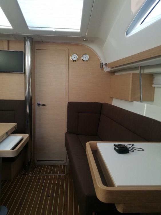 Boat rental Grad Biograd na Moru cheap Elan 45 Impression
