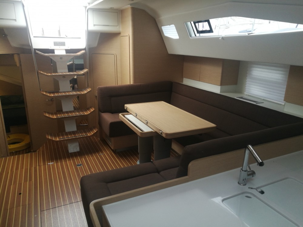 Rental yacht Grad Biograd na Moru - Elan Elan 50 Impression on SamBoat