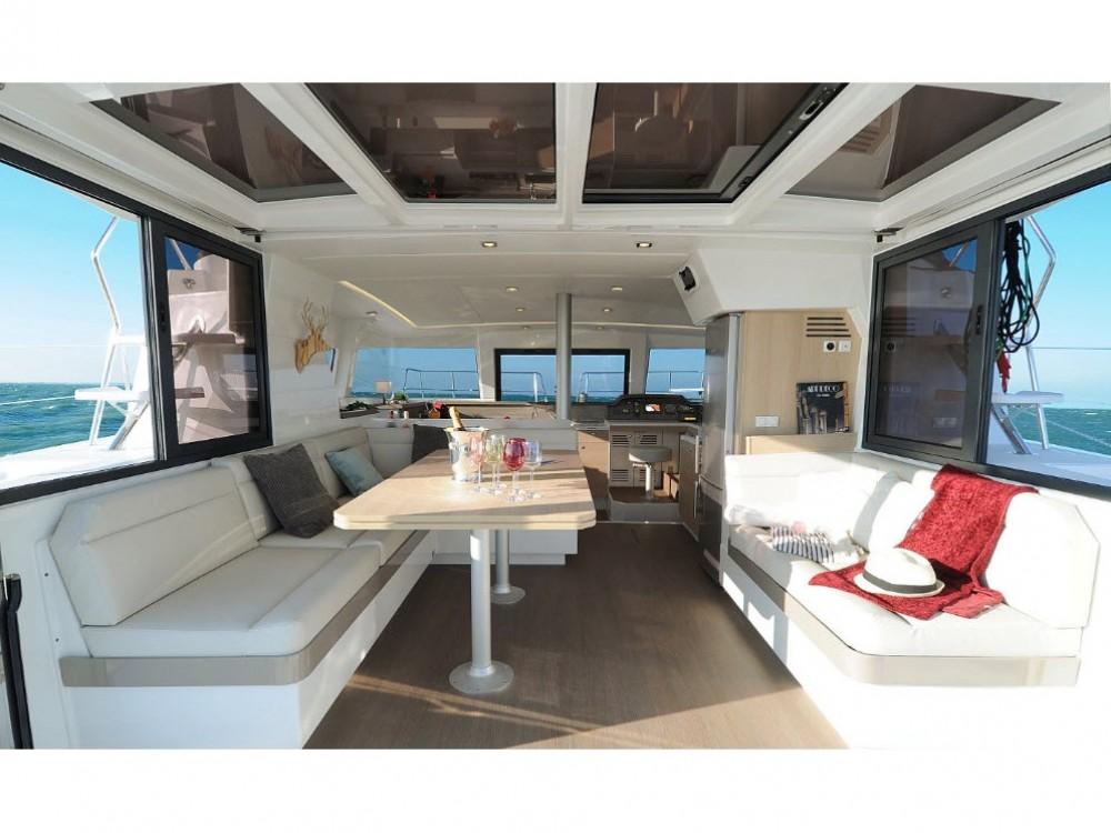 Bali Bali 4.1 Maxi Lounge between personal and professional Marmaris
