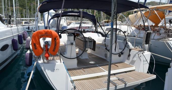 Boat rental Marmaris cheap Dufour 335 GL