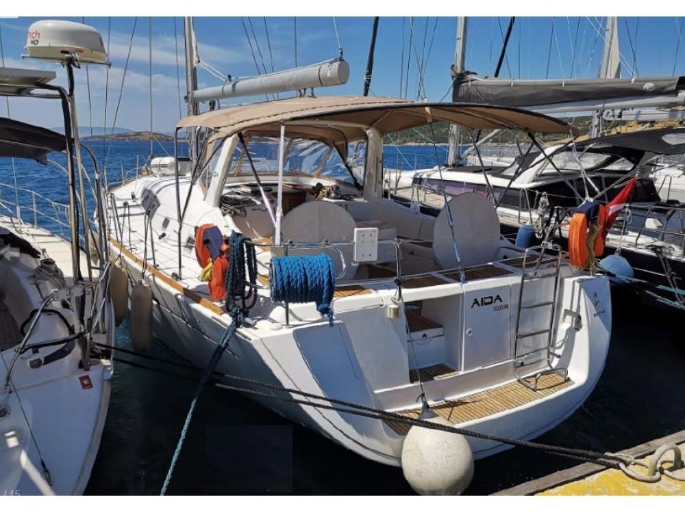 Rent a Bénéteau Beneteau 50 Oceanis Marmaris