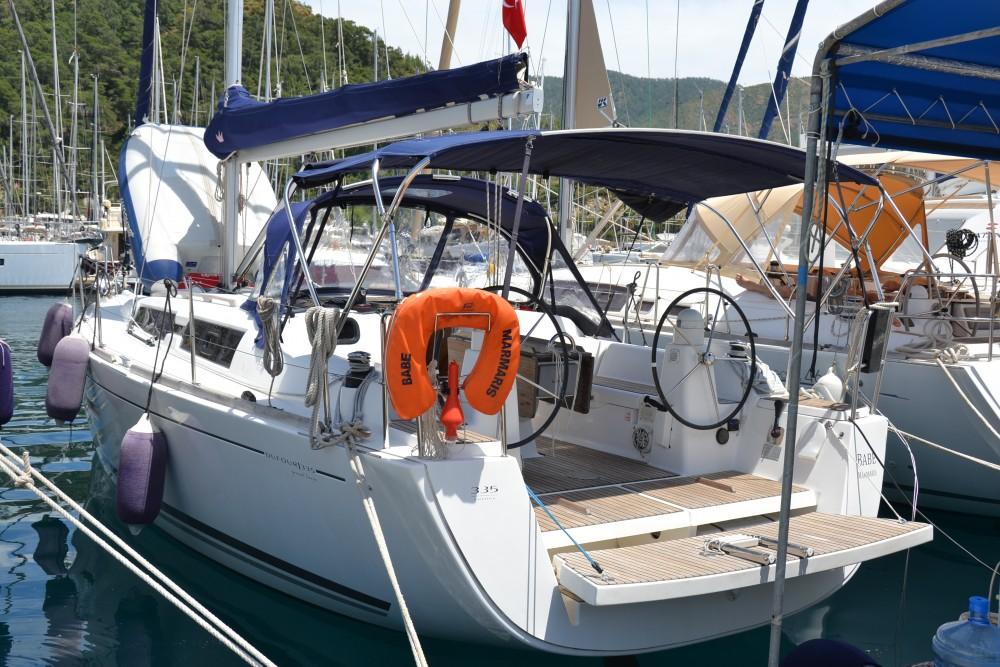 Rental yacht Marmaris - Dufour Dufour 335 GL on SamBoat