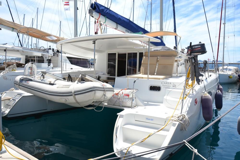 Rental yacht Marmaris - Fountaine Pajot Orana 44 Quatuor on SamBoat