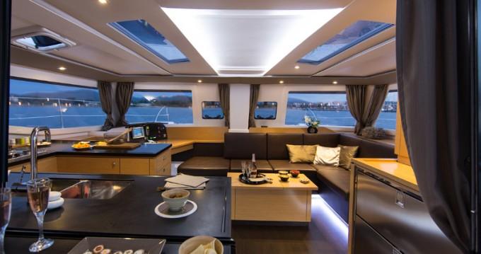 Rental yacht Marmaris - Fountaine Pajot Helia 44 on SamBoat