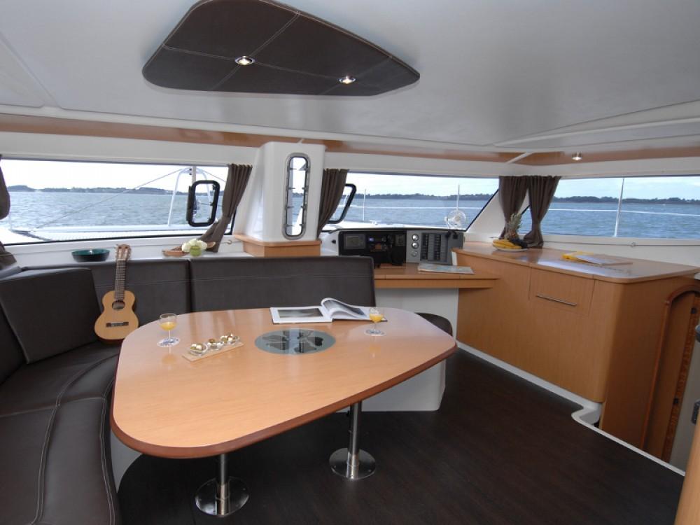 Boat rental Marmaris cheap Orana 44 Quatuor